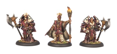 Visgoth Rhoven & Exemplar Bodyguards Character Unit Box