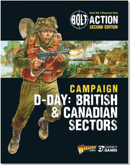 Campaign: D-Day British & Canadian Sectors