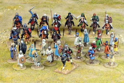Moors Starter Warband (4 point)