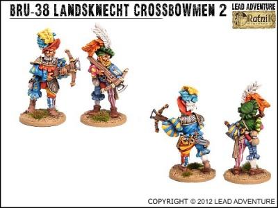 Landsknecht Crossbowmen 2 (2)