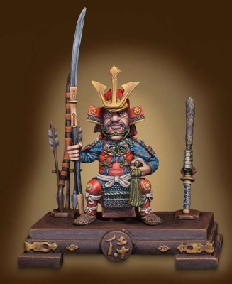 Chibi Warrior: Shogun (1)