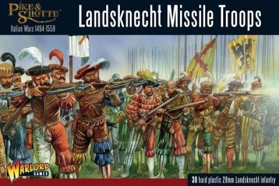 Landsknechts Missile Troops (30)