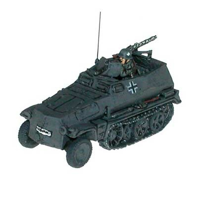 Sd Kfz 250/1 (early),  /10 (3.7cm)