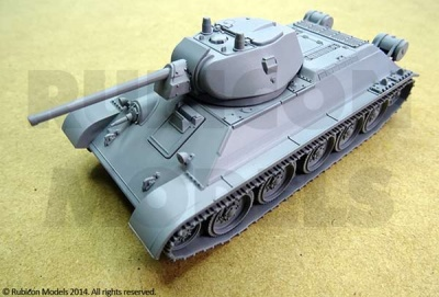 T34/76 - early and mid war (1/56)