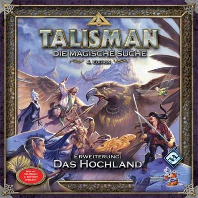 Talisman: Das Hochland (Erw.)
