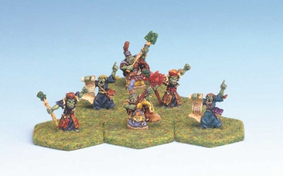 Orc Shamans & Sages