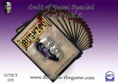 Cult of Yurei - Special Card Pack 2