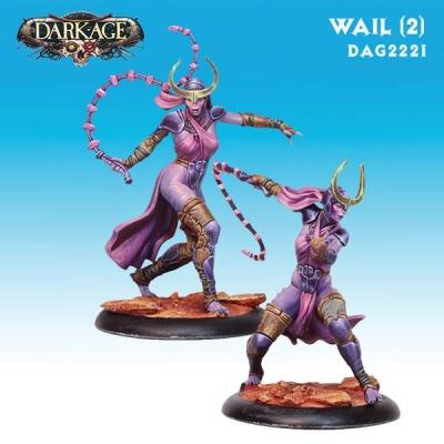 Dragyri Wail (resculpt) (2)