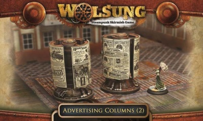 Advertising Columns (2)