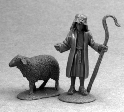 The Nativity: Shepherd (lim)