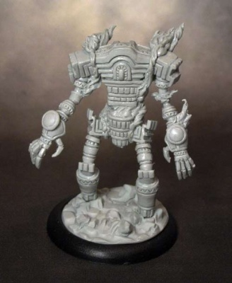 Ancient Mech Sentinel