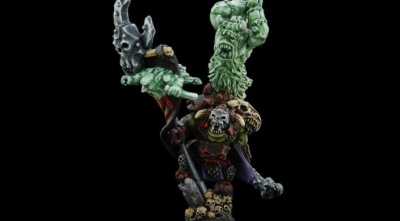 Drakskull's Menace Burtz the Ghostcaller