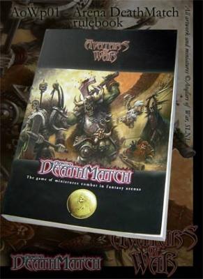 Arena Deathmatch Rulebook