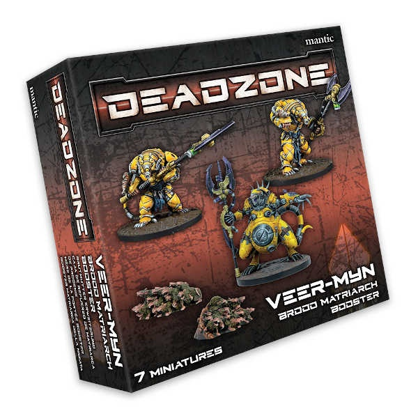 Deadzone Veer-Myn Brood Matriarch Booster