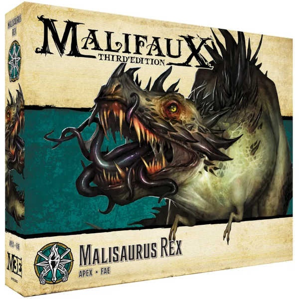 Malifaux (M3E): Malisaurus Rex