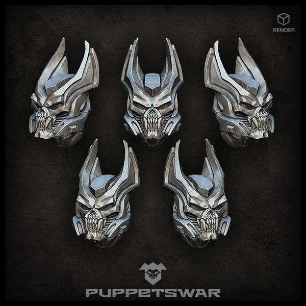 Vampire Helmets