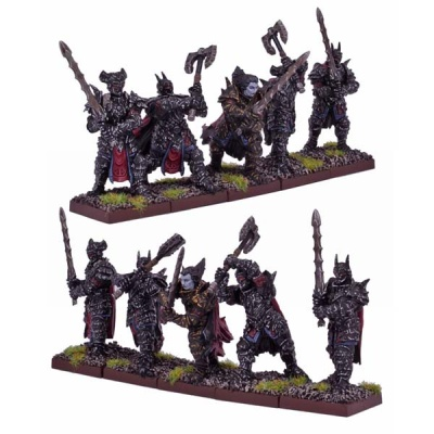 Undead Soul Reaver Infantry Troop (10)