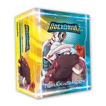 OverDrive Rival Pack: Tigrax vs Shadow - EN