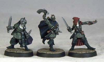 Drow Warriors (3)