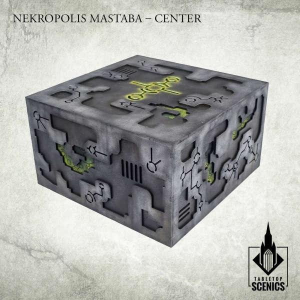 Nekropolis Mastaba - Center
