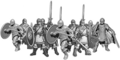 Urien's Guard, Teulu Unit (10)