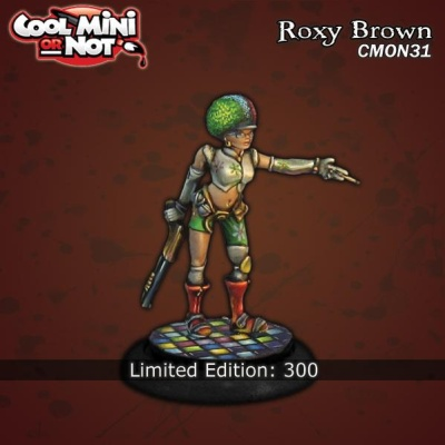 Roxy Brown (lim 300)
