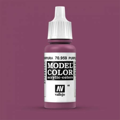 Model Color 044 Rotviolett (Purple) (959)