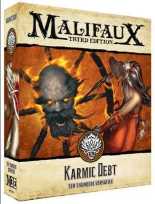 Malifaux (M3E): Karmic Debt