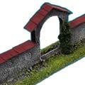 Mauern, Zäune und Barrieren