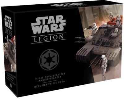 Star Wars: Legion - TX-225 GAVw Besatzer Angriffspanzer