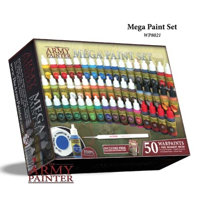 Warpaints Mega Paint Set 2017