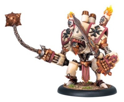 Scourge of Heresy Character Heavy Warjack Upgrade Kit