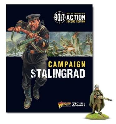 Campaign Stalingrad Book + Mini