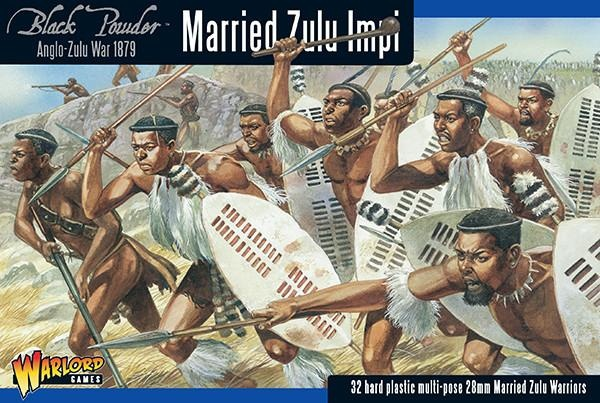 Married Zulu Impi