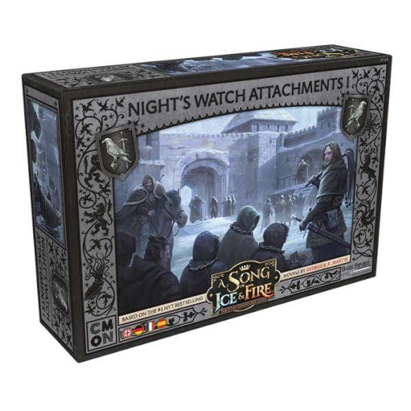 Night's Watch Attachments #1