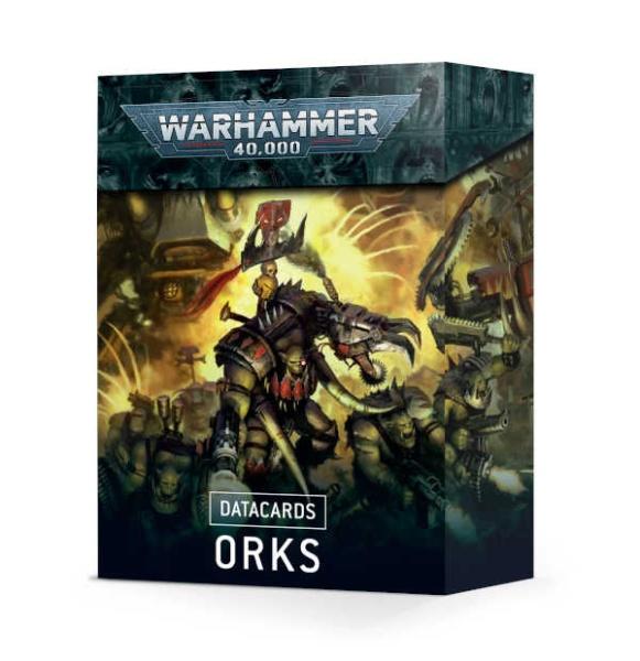 Datakarten Orks