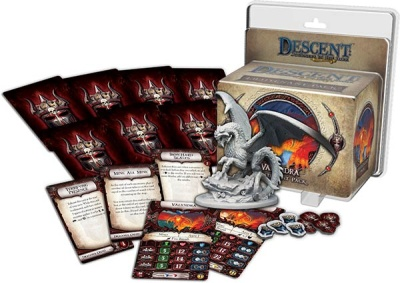 Descent Road to Legend Miniatures: Valyndra