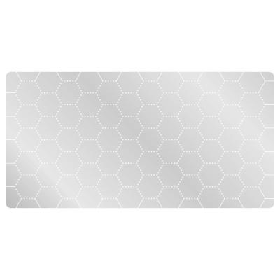 LITKO 2-inch Hex Grid Stencil, Dot Pattern