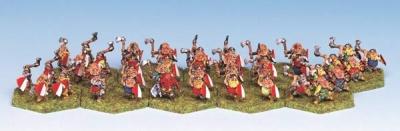 Dwarf Skirmishers (40)