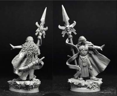 Sci Fi Elf Lord #2