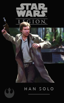 Star Wars: Legion - Han Solo Commader