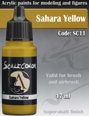 Scalecolor 11 Sahara Yellow (17ml)