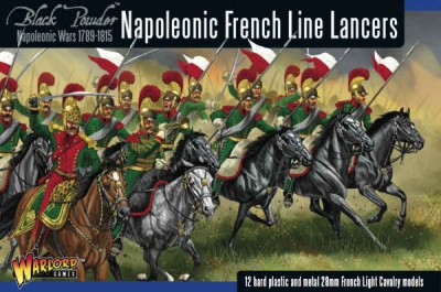 Napoleonic French Line Lancers (13)