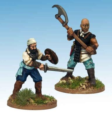 Freebooter & Mercenary (2)