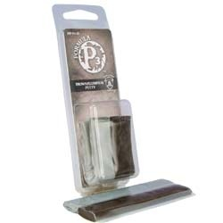 P3: Brown/Aluminum Putty