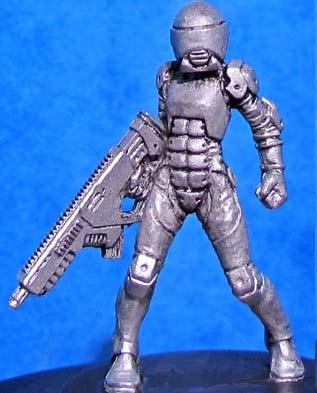 Corporal Thoran