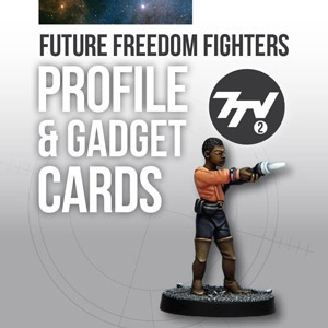 7TV Programme Guide Cards: Future Freedom Fighters