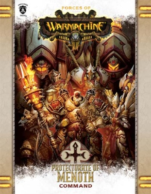 Forces of WARMACHINE: Protectorate of Menoth Command (SC)