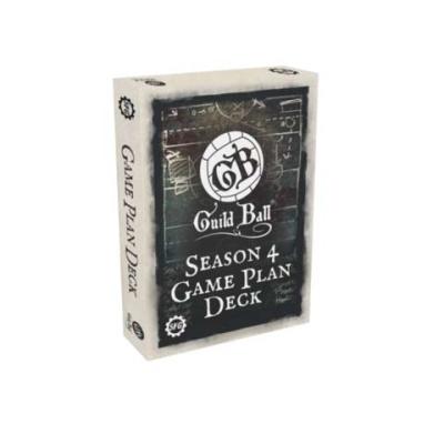 Guild Ball Season 4 Game Plan Deck