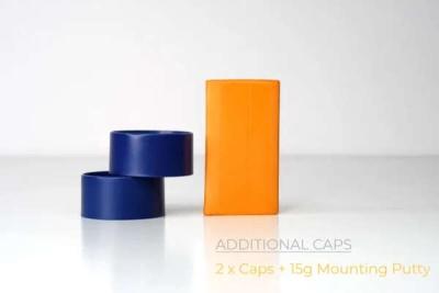 RGG360 2x additional caps - Blue